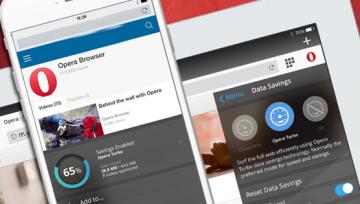 iOS için Opera yeniden yaratıldı!