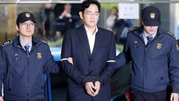 Samsung'un Başkan Yardımcısı hapse giriyor!